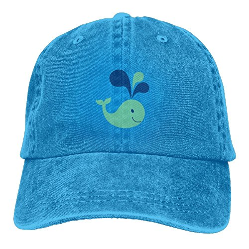 Adult Little Whale Sports Adjustable Structured Baseball Cowboy Hat