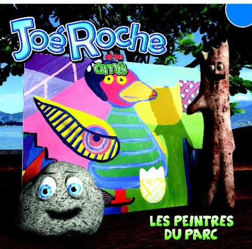 Les peintres du parc - French Level One (French Edition) ebook