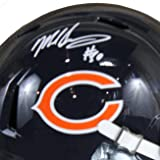 Mike Singletary Autographed Chicago Bears Blue