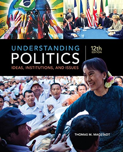 Understanding Instructions - Understanding Politics: Ideas, Institutions, and Issues