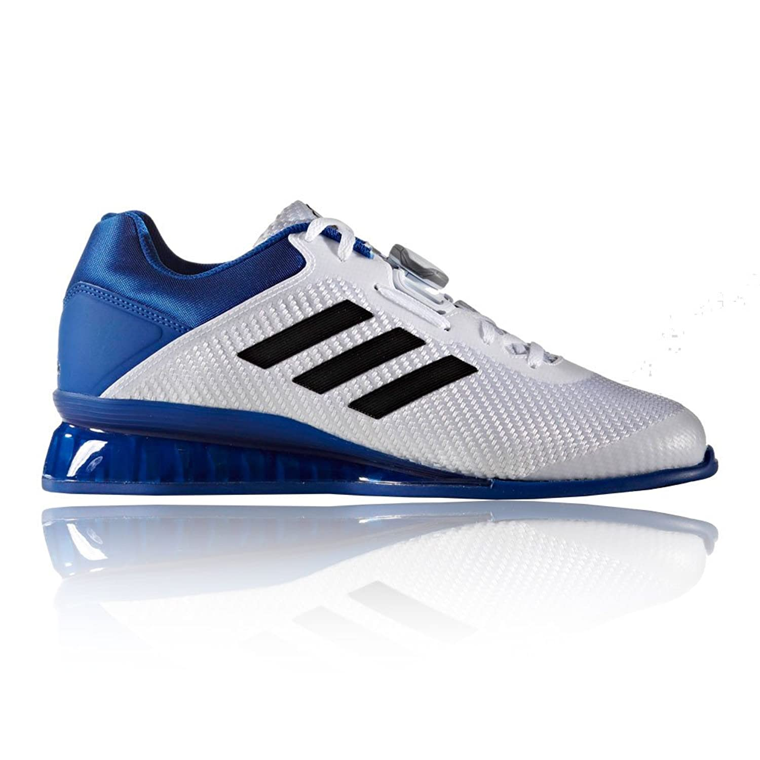 adidas Leistung 16 II Weightlifting Shoes - SS18: Amazon.co.uk: Shoes & Bags