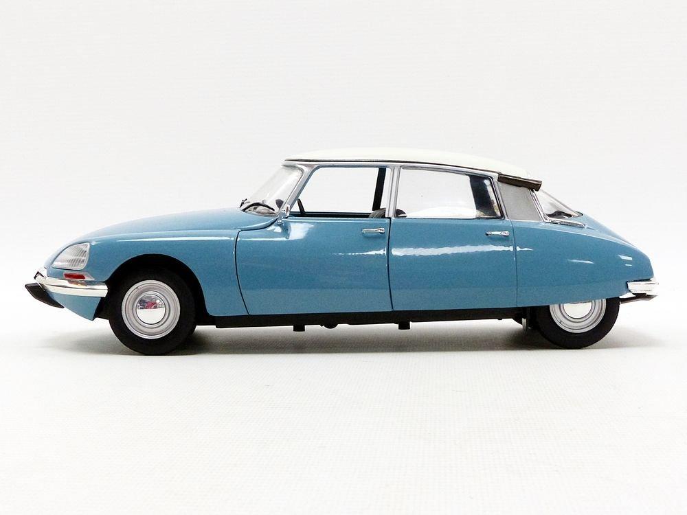 Solido 421184180 Citroen DS Special 1972 blau Miniaturmodell im Ma/ßstab 1:18 Modellauto
