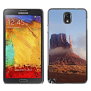 Print Motif Coque de protection Case Cover // F00002405 Ver la salida del sol de Arizona // Samsung Galaxy Note 3 III N9000 N9002 N9005