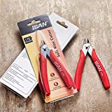 IGAN-170 Wire Cutters, Precision Electronic Flush