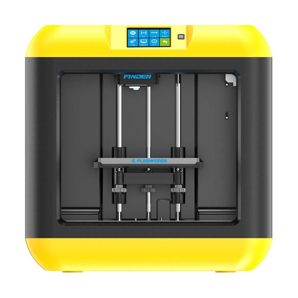 Flashforge Impresora 3D Finder Lite (Amarillo): Amazon.es ...