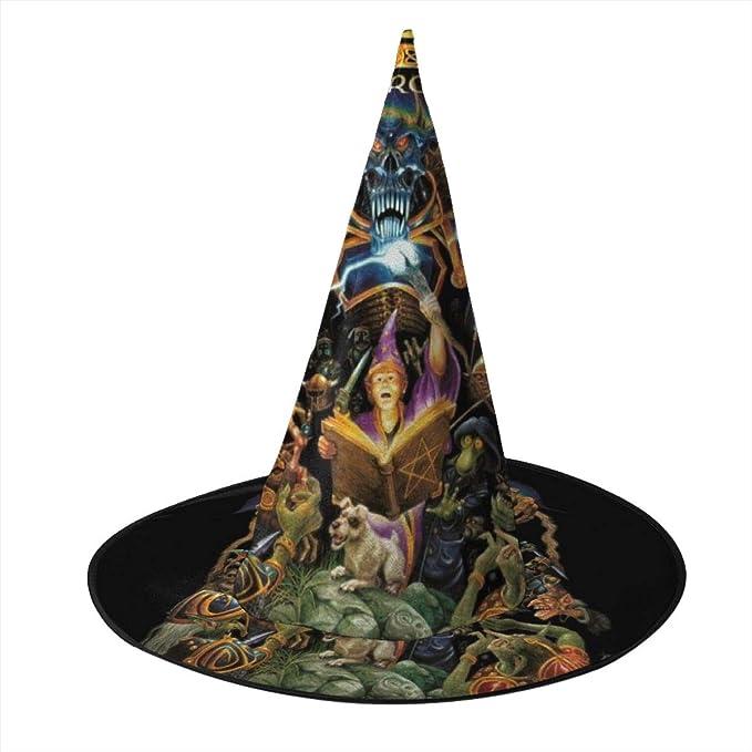 NUJSHF Original Simon The Sorcerer Cover Art Gorro de Bruja ...