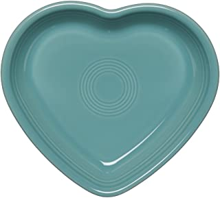 product image for Fiesta 17-Ounce Heart Bowl, Medium, Turquoise