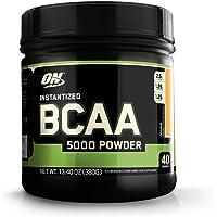 Optimum Nutrition 40 Servings BCAA 5000mg Powder, Orange, 13.38 Ounce