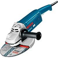 Bosch 06017A10D0-000, Esmerilhadeira GWS 20-180 127V, Azul