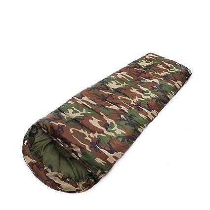 Saco de Dormir Resistente al Agua Ocio/Camping / Exterior algodón Caliente 1KG Anti-