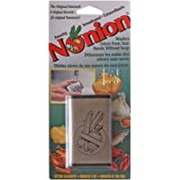 Wonder-Bar Nonion Bar Stainless-Steel Soap - Odor Remover is Great for Removing