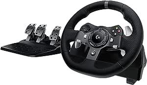 Volante Logitech G920 Driving Force Race Wheel - Xbox One / PC