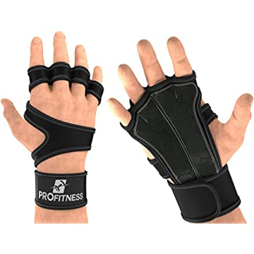 ProFitness Cross Training Gloves with Wrist Support