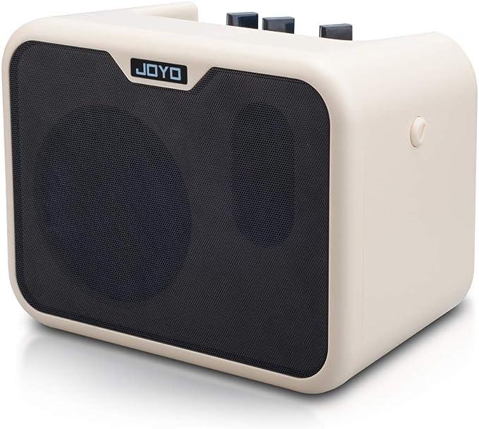 Amazon.com: Joyo MA-10B - Amplificador de bajo para guitarra ...