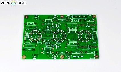FidgetFidget E834 RIAA MM Tube Phono Stage Amplifier Bare PCB Base