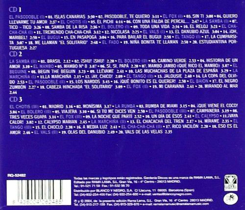 Bailes Clasicos De Salon (Todos Grandes Ritmos) - Bailes Clasicos De Salon (Todos Los Grandes Ritmos) / Various - Amazon.com Music
