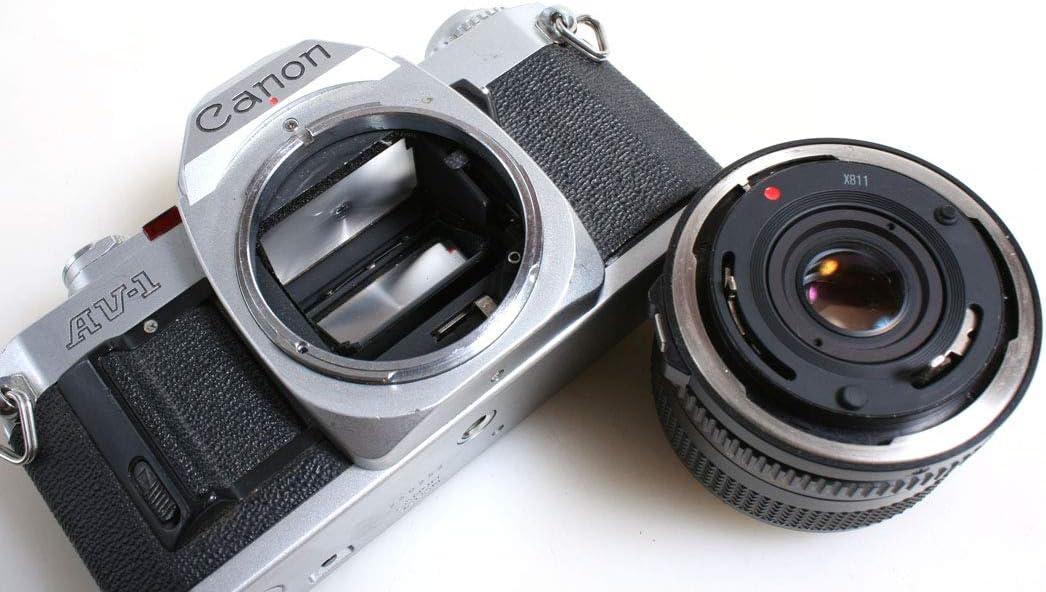 Canon AV-1 W// 28MM F2.8 Lens