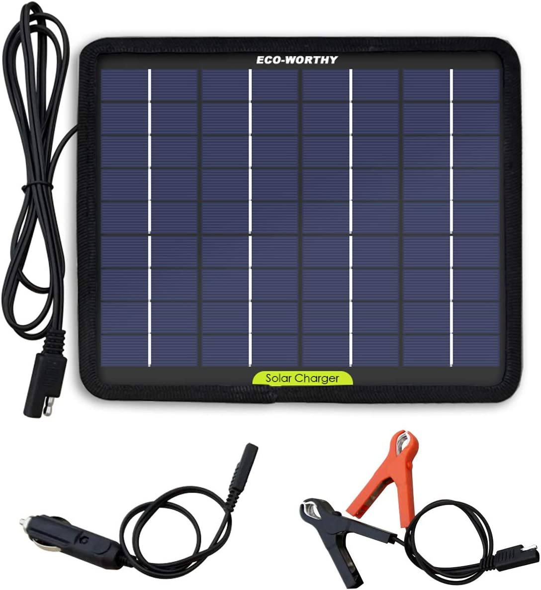 Eco-Worthy Solar Charger and Maintainer