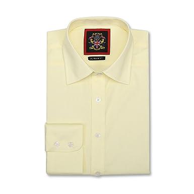 Janeo Mens Shirts - Camisa Formal - Básico - Manga Larga - para ...