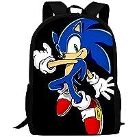 So-nic Kids Toddler Backpacks Lovely Bookbag Waterproof School Bags for Boys and Girls