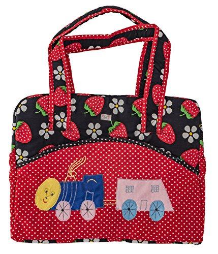 Love Baby Medium Diaper Bag  Pink