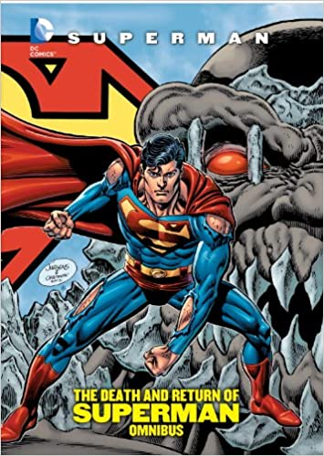 read the death of superman comic online free