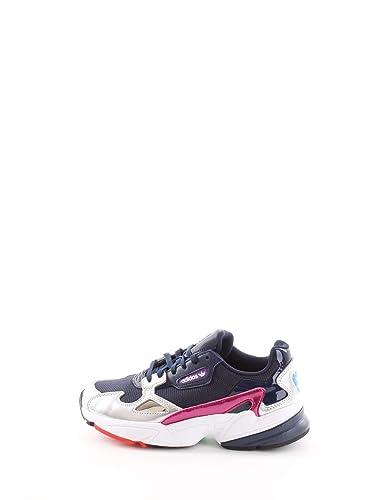 533a56cfb48fc7 adidas Originals CG6213-FALCON-W Sneakers Damen  Amazon.de  Schuhe ...