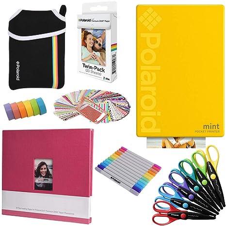 Amazon.com: Polaroid – Juego de notas de bolsillo para ...