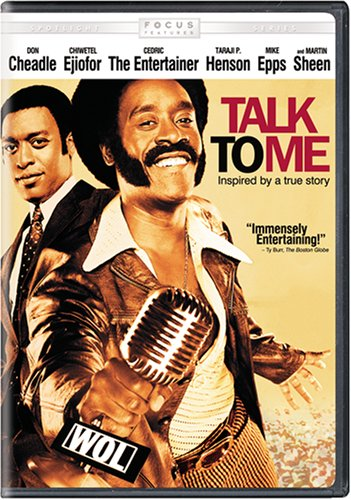 Talk to Me (Full Screen Edition) (2007 World Series Collectors)