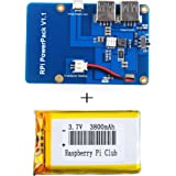 Makerfocus Makerfocus Raspberry Pi Expansion Board for Cellphone and Raspberry Pi 3 Model B and Pi 2B B+