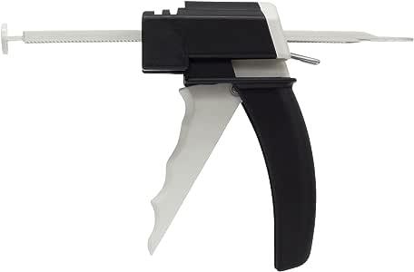 Masterline Bait Gel Applicator Gun for Maxforce , Advion , Avert , Advance roach and ant gel syringes all 33 gram 30 gram and 27 gram tubes .. Professional bait gun Used by All the Pros