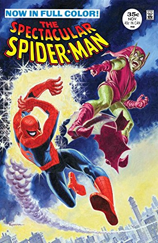 Spider Man Magazine - Spectacular Spider-Man (1968) #2 (Spectacular Spider-Man Magazine (1968))