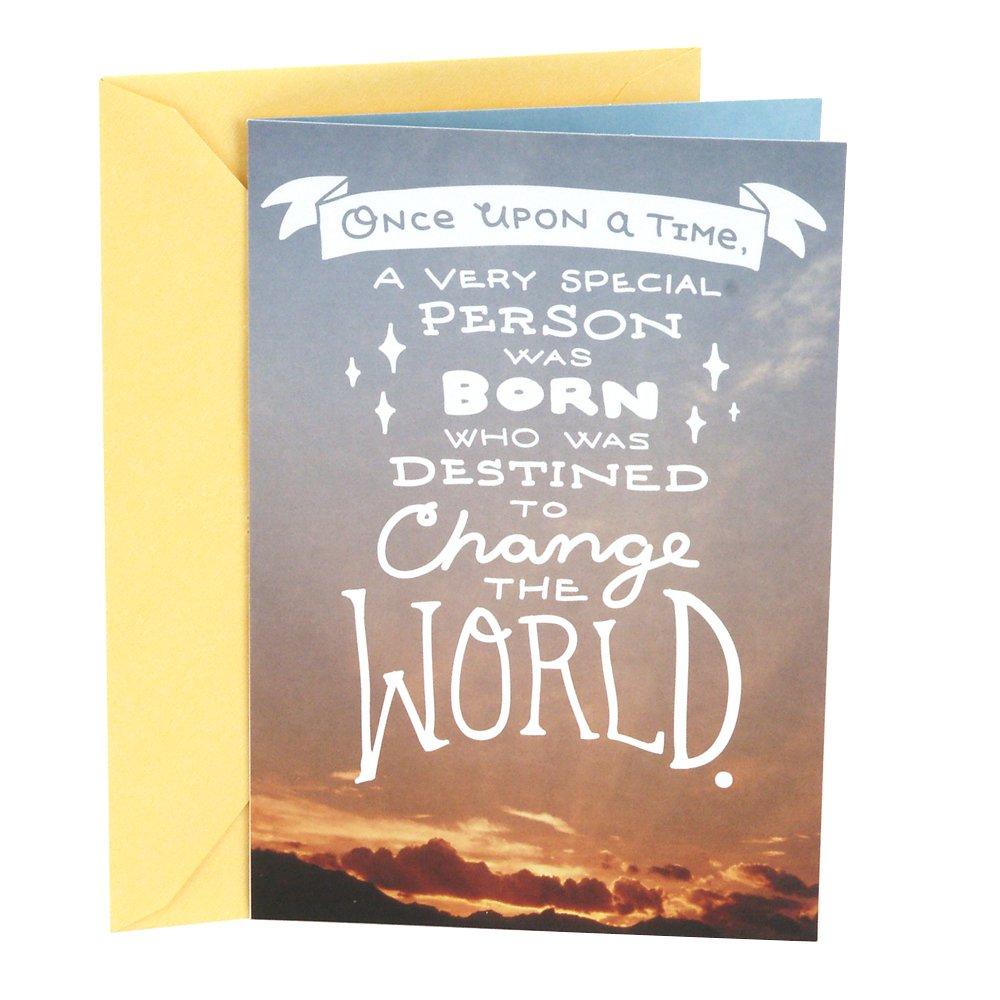 Amazon Hallmark Shoebox Funny Birthday Card Jesus Office