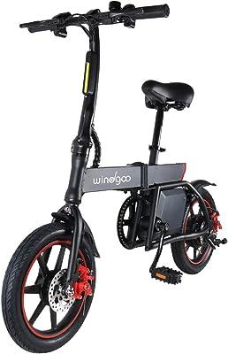 TOEU Folding Electric Bike Image
