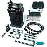 Penn Plax Cascade Black 1000 Elite Canister Filter