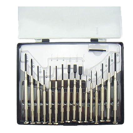 Destornillador de precisión Kit de herramientas de reparación para ...