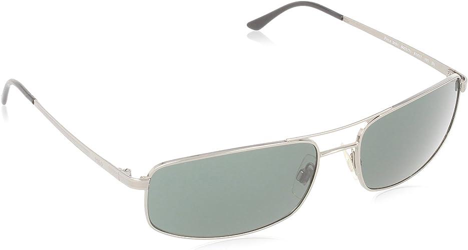 Ralph Lauren Polo Gafas de Sol Mod. 3051 Sun 900271 Metal: Amazon.es: Zapatos y complementos