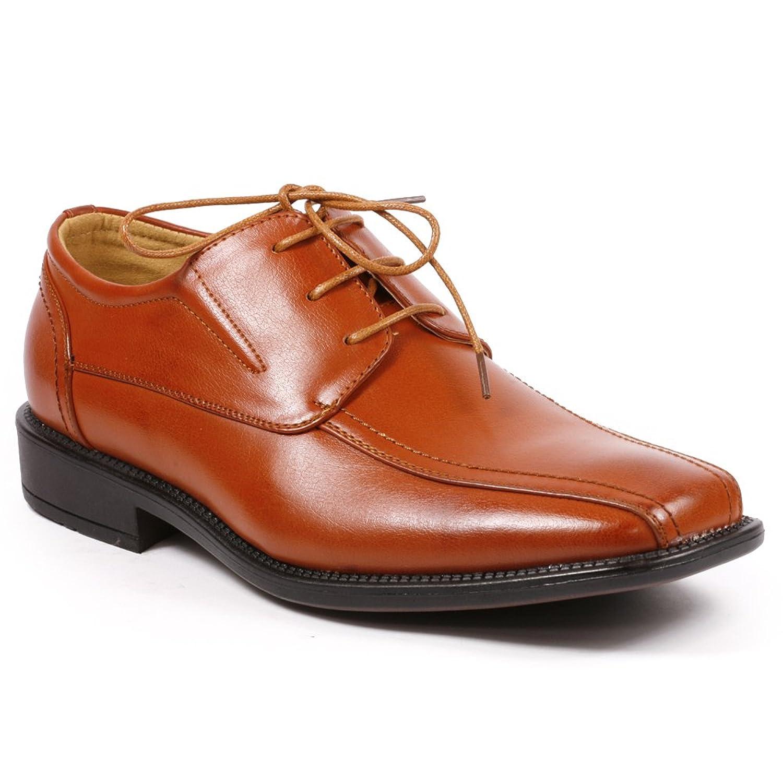 Alberto Fellini Men's Lace Up Dress Classic Oxford Shoes