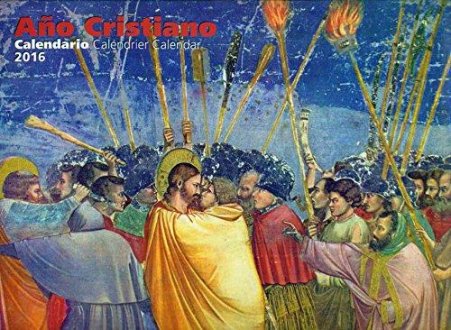 Descargar Libro Calendario 2016. Año Cristiano. 30 X 29 Vv.aa.