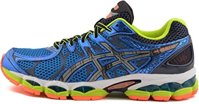 Asics Gel-Nimbus 16 Lite Show - Zapatillas, color azul, color azul, talla 45 EU: Amazon.es: Zapatos y complementos