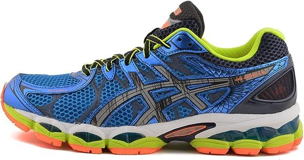 Asics Gel-Nimbus 16 Lite Show - Zapatillas, color azul, color azul, talla 45 EU: Amazon.es: Zapatos y complementos