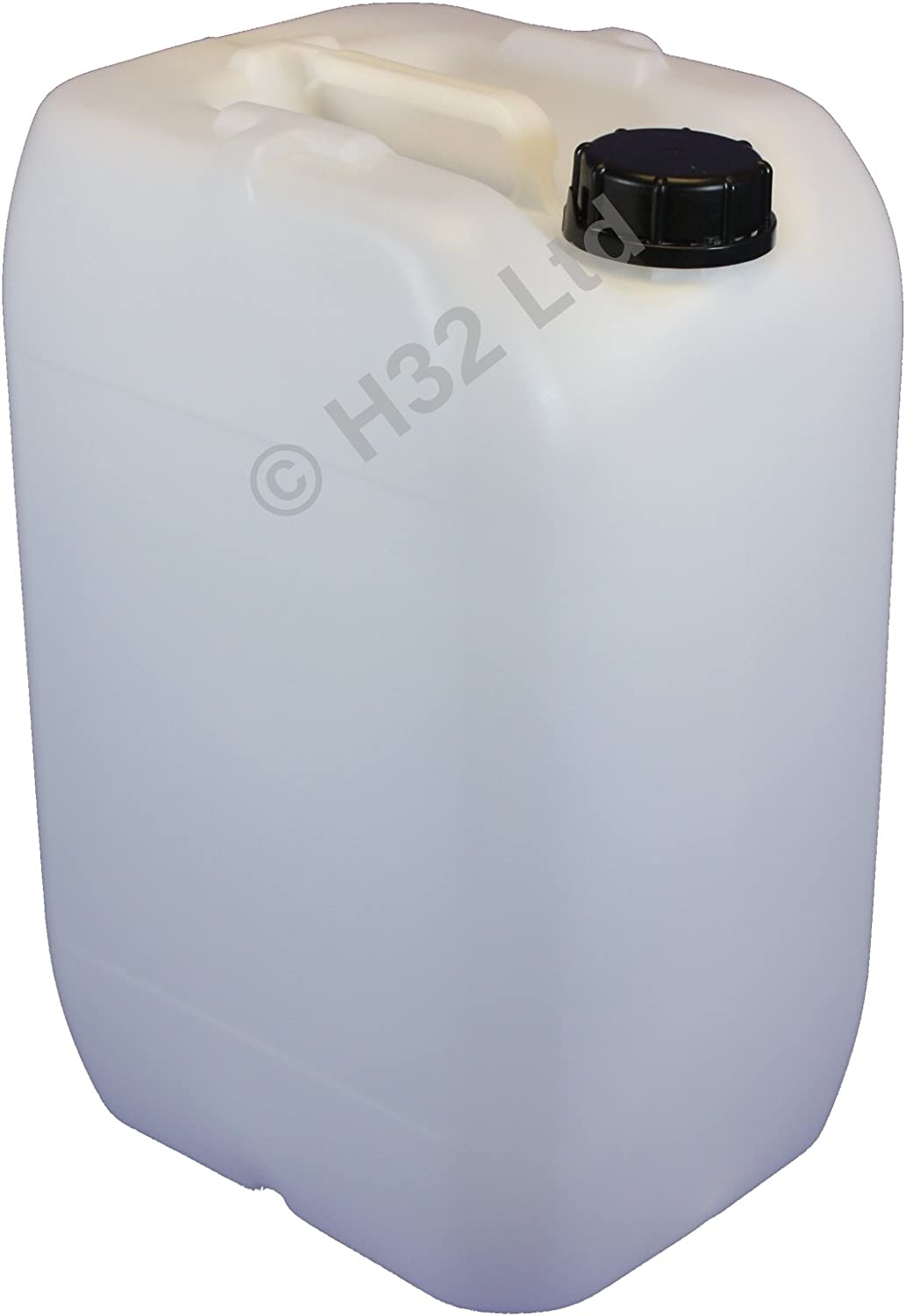 USED Empty 25 Litre jerry can stackable