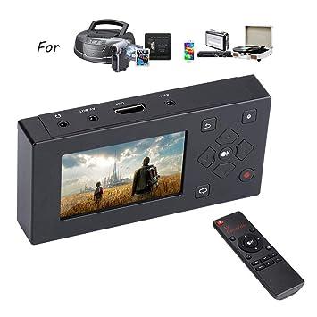 Grabador de Audio y Video Capturadora de Video de 3 Pulgadas ...