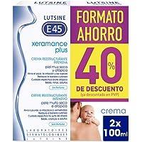 Lutsine Xeramance Crema Reestructurante Intensiva Piel Muy Seca y Atópica Formato Ahorro 2 x 100 ml