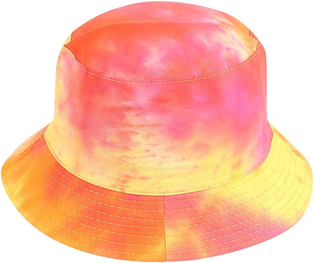 Owill Bucket Hat Cotton...