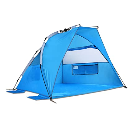 new arrival be06c 6faf7 SEMOO Camping Tent, Water Resistant 2-3 Person Lightweight with Carry Bag