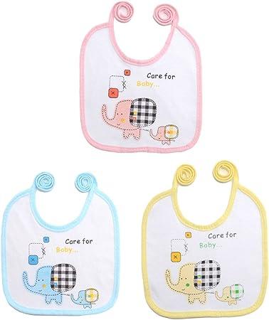 ➤ Material: Tela de algodón suave. El color incluye: Azul, amarillo y rosado.,➤ Dimensión del produc