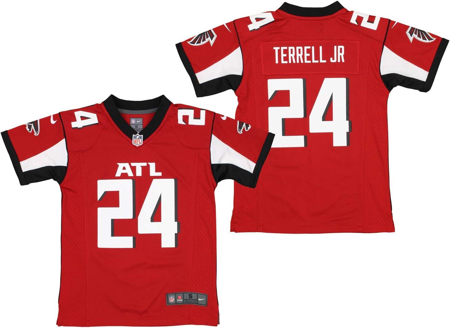 Amazon.com : Nike NFL Atlanta Falcons A.J. Terrell Jr. #24 Youth ...