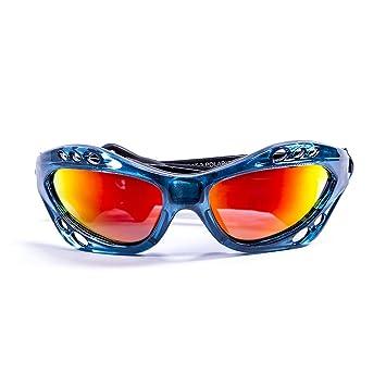 5c1052f889 Ocean Sunglasses - Cumbuco - lunettes de soleil polarisées - Monture : Bleu  - Verres :