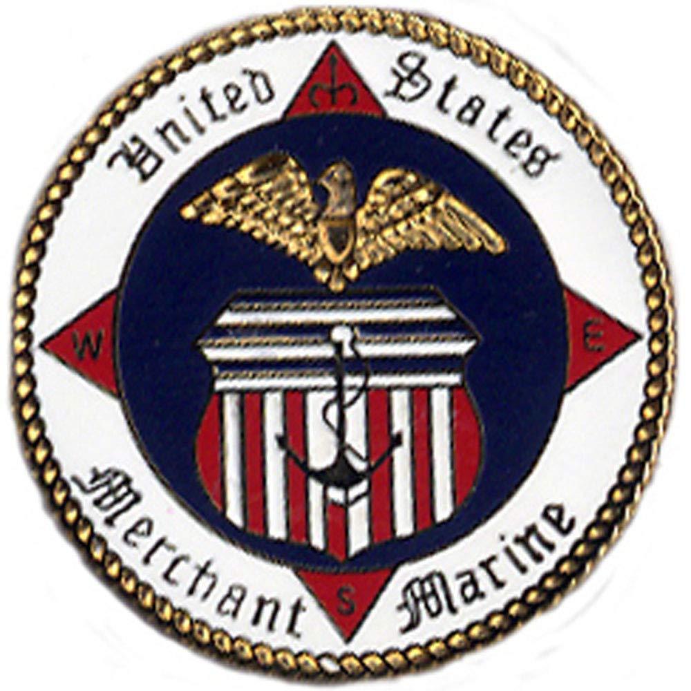 United States Navy USN Merchant Marine Lapel Pin Merchant Marine